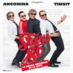 Stars 80 - BOF STARS 80 LA SUITE