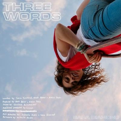 Three Words - Single - Sara Diamond