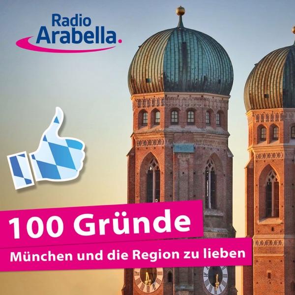 100 Gründe München und die ganze Region zu lieben