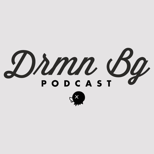 Cover image of The DRMN BG Podcast