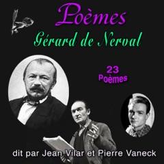 Gérard de Nerval - 23 Poèmes