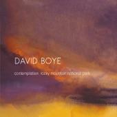 David Boye - Moraine Park: Morning