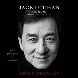 Never Grow Up (Unabridged) audiobook