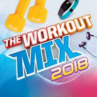 Various Artists - The Workout Mix 2018 artwork
