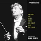 "Leonard Bernstein;New York Philharmonic Orchestra - German Dance in C Major, K. 605, No. 3 ""The Sleigh Ride"""