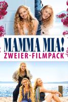 Universal Studios Home Entertainment - Mamma Mia! Zweier-Filmpack artwork