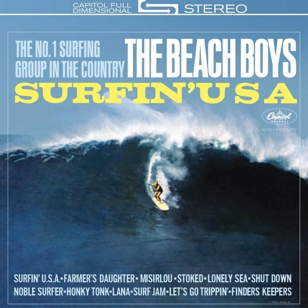 Surfin' USA (Mono & Stereo)