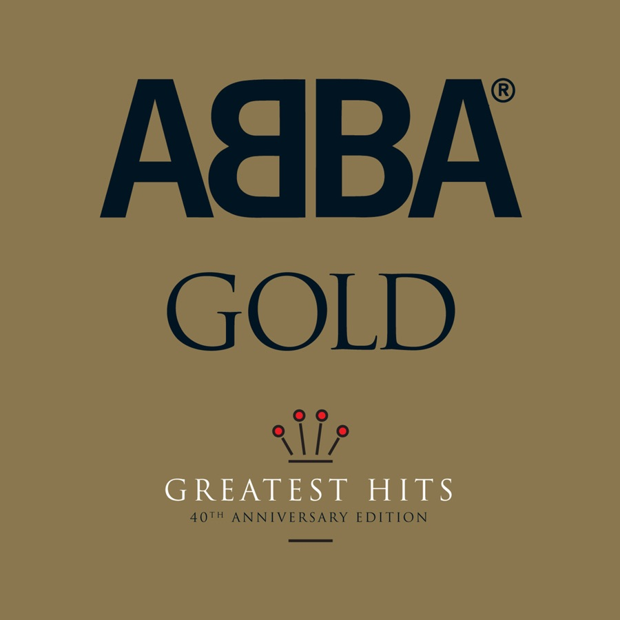 ABBA - Gold: Greatest Hits (40th Anniversary Edition)