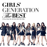 Girls' Generation - The Best artwork
