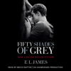 E L James - Fifty Shades of Grey: Book One of the Fifty Shades Trilogy (Unabridged)  artwork