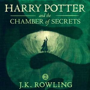 Harry Potter and the Chamber of Secrets - J.K. Rowling audiobook, mp3