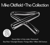 Mike Oldfield - Blue Peter (A-Side Single)