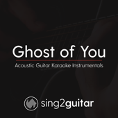 Ghost of You (Higher Key) Originally Performed by 5 Seconds of Summer] [Acoustic Guitar Karaoke]