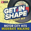 Get In Shape Workout Mix - Motor City Hits (60 Minute Non-Stop Workout Mix) [122-125 BPM], Power Music Workout