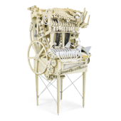 Marble Machine-Wintergatan