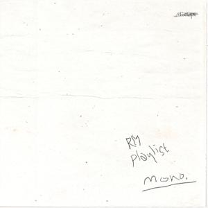 RM - mono.