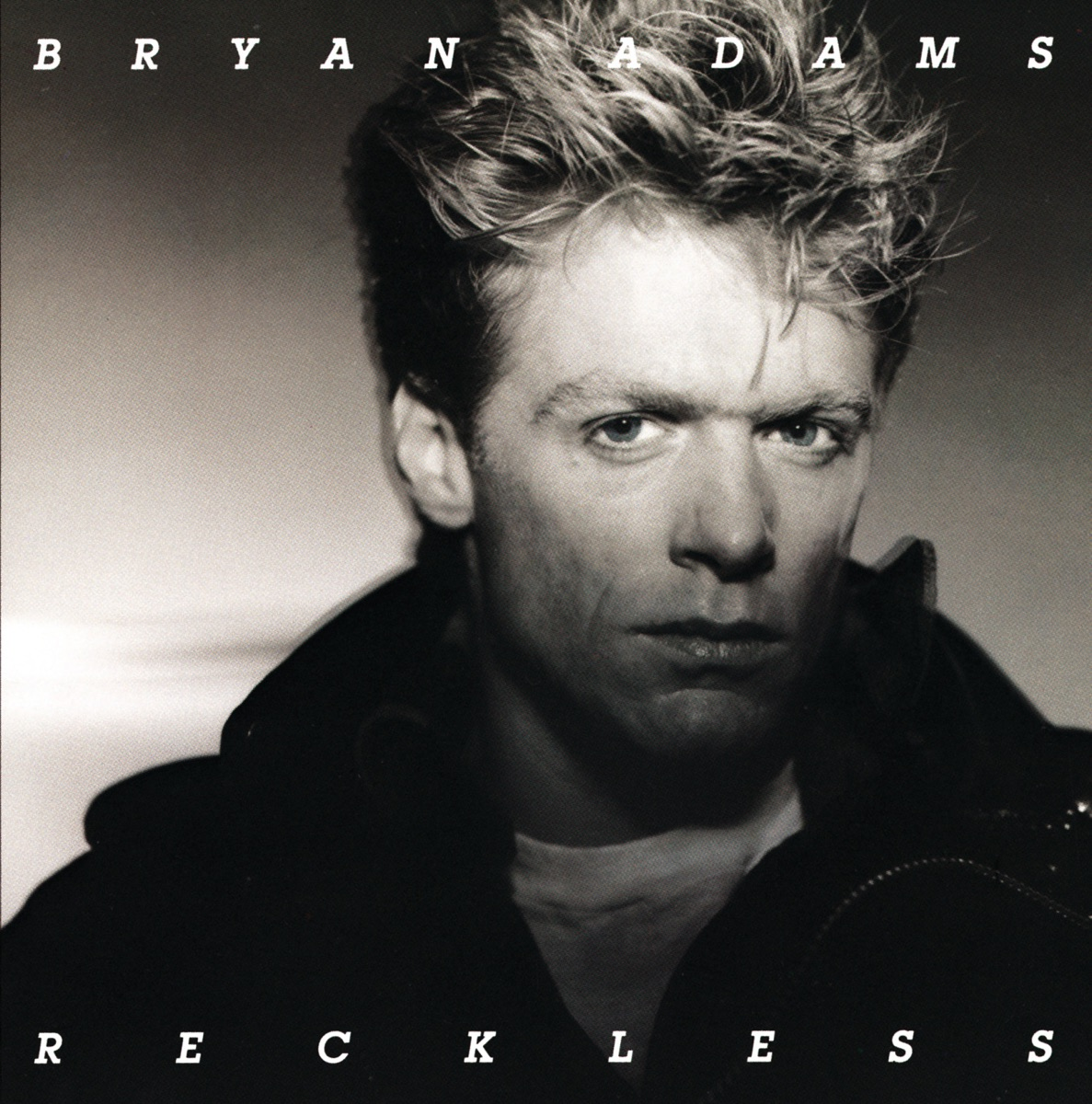Reckless Remastered Bryan Adams CD cover