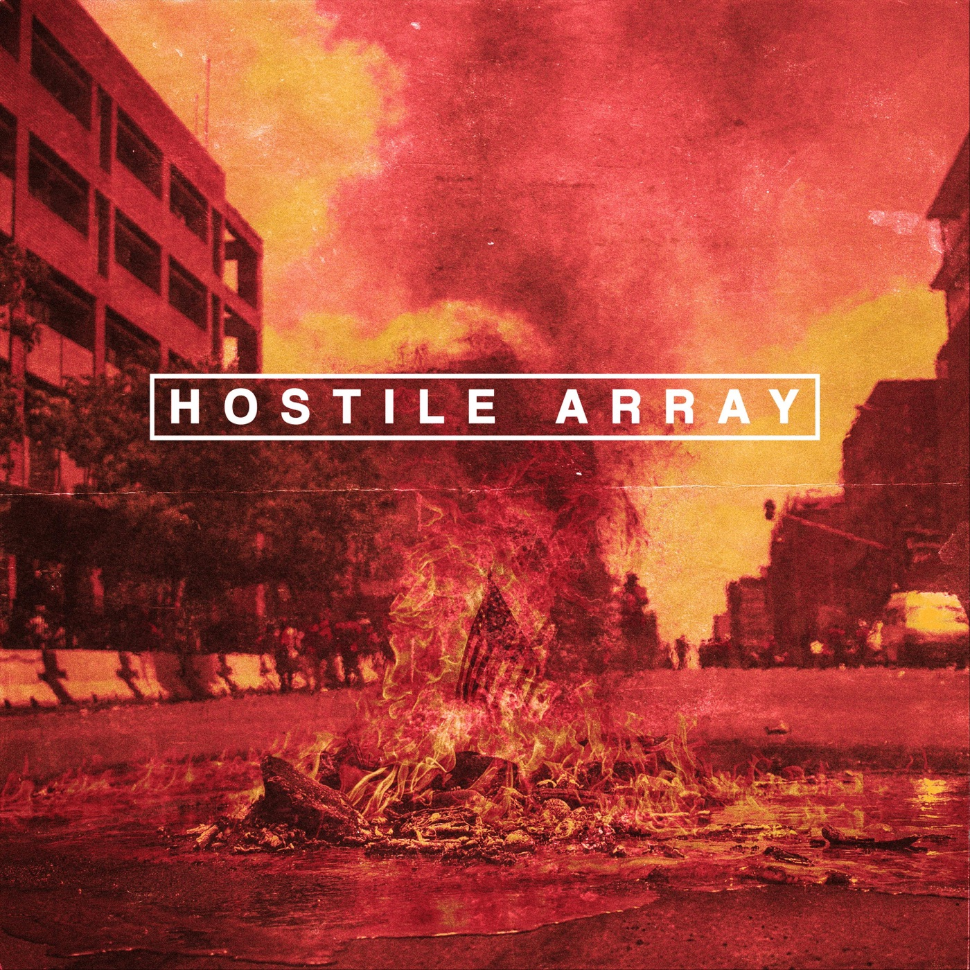 Hostile Array - Warmonger [Single] (2018)