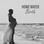 Home Water Birth: Soothing Ocean and Guitar for Women Expecting a Baby, Hypnotherapy Birthing