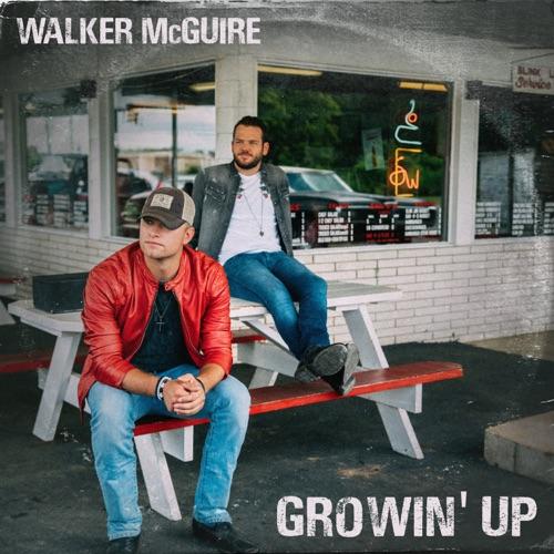 Walker McGuire - Growin' Up - Single