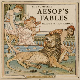 the dog and the lion fable