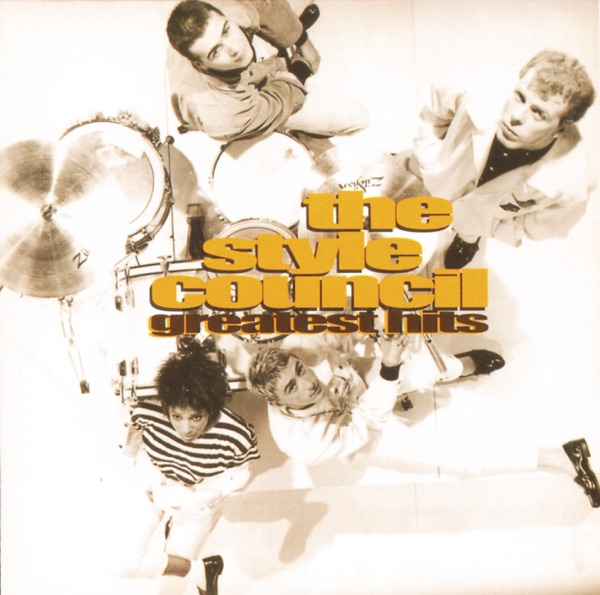 The Style Council mit Shout to the Top