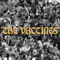The Vaccines - All My Friends Are Falling In Love artwork