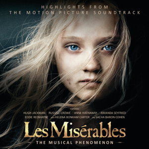 Verschillende artiesten - Les Misérables (Highlights from the Motion Picture Soundtrack)