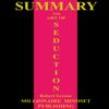 Millionaire Mindset Publishing - Summary: The Art of Seduction (Unabridged)  artwork