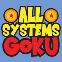 Podcast cover art for All Systems Goku