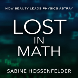 Lost in Math: How Beauty Leads Physics Astray (Unabridged) audiobook
