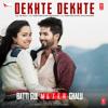 "Dekhte Dekhte (From ""Batti Gul Meter Chalu"") - Atif Aslam, Nusrat Fateh Ali Khan & Rochak Kohli"
