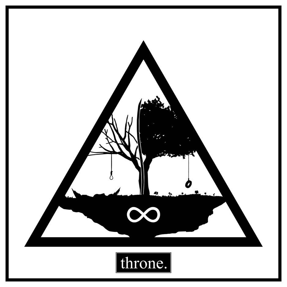 Throne. - Infinite [EP] (2018)
