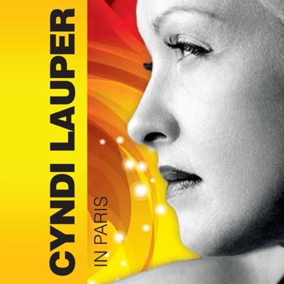In Paris - Cyndi Lauper