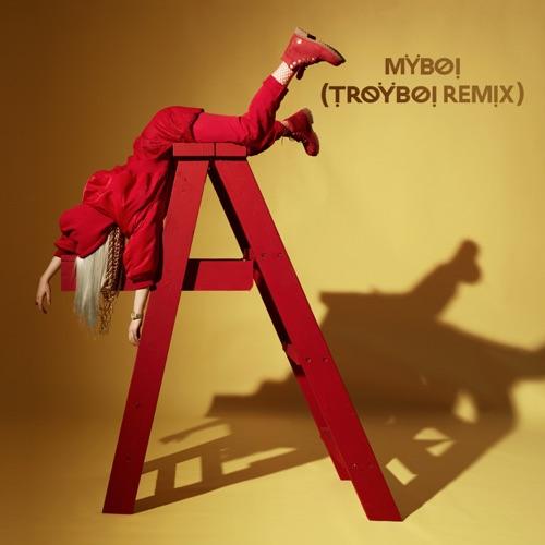 Billie Eilish - MyBoi (TroyBoi Remix) - Single