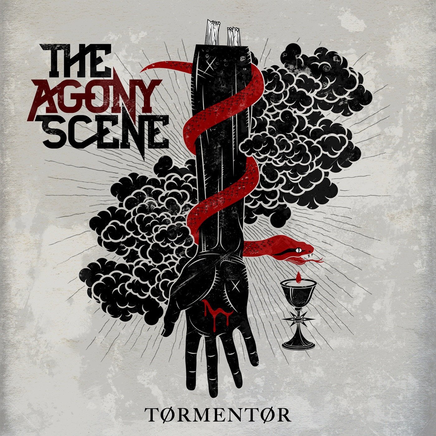 The Agony Scene - The Submissive [Single] (2018)