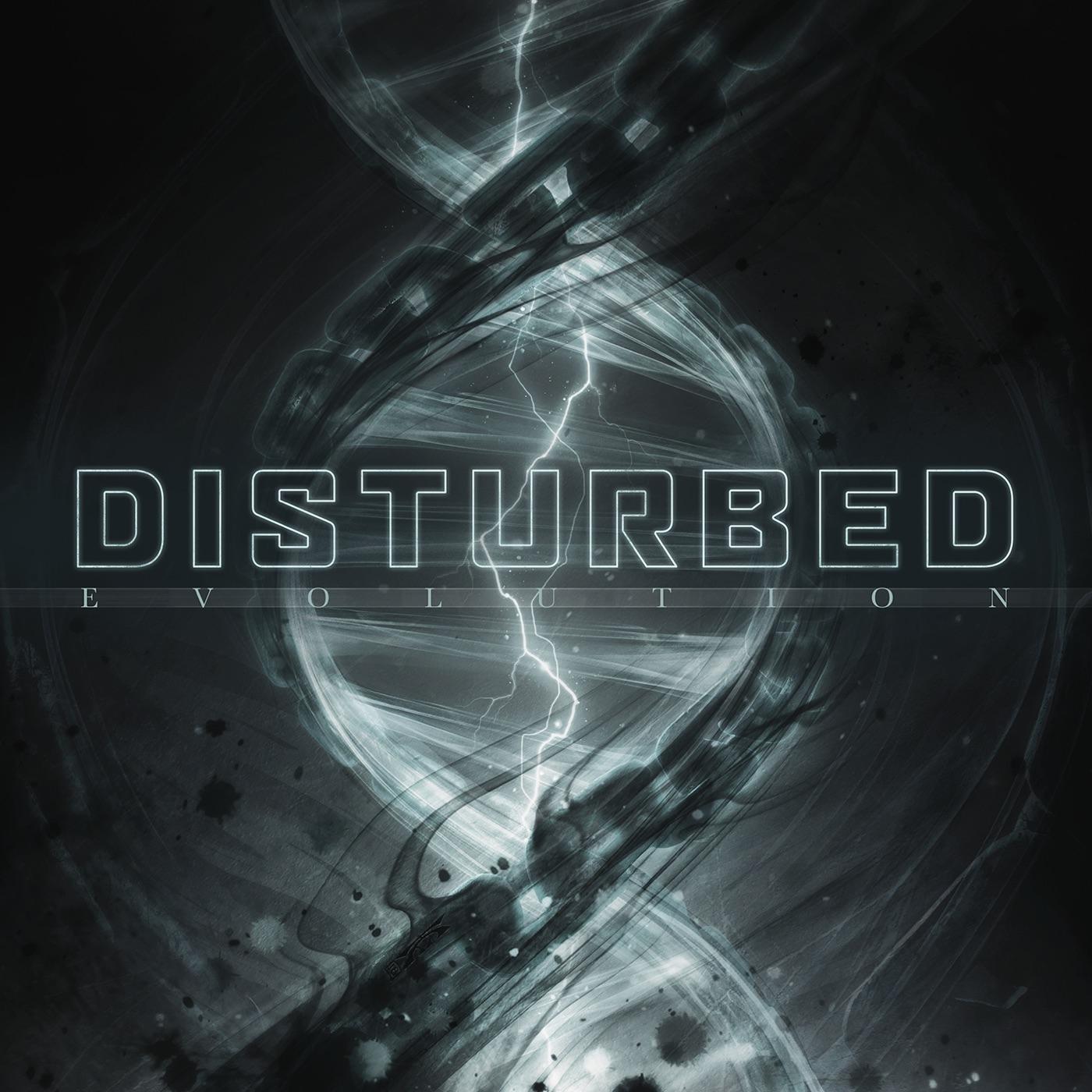 Disturbed - Evolution [Deluxe] (2018)