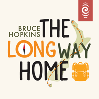 Podcast cover art for RNZ: The Long Way Home