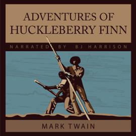 Adventures of Huckleberry Finn: Adventures of Tom and Huck, Book 2 audiobook