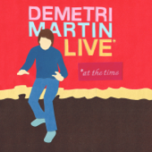 Live (At The Time)-Demetri Martin