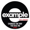 Changed the Way You Kiss Me (feat. Ludacris) - Single, Example