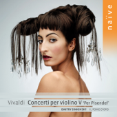 Concerto in B-Flat Major, RV 370 'Per Pisendel': II. Grave