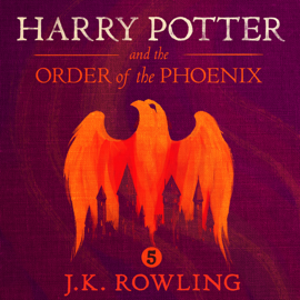 Harry Potter and the Order of the Phoenix - J.K. Rowling MP3 Download