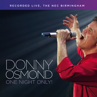 One Night Only (Live) – Donny Osmond