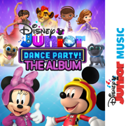 Disney Junior Music Dance Party! The Album - Various Artists - Various Artists