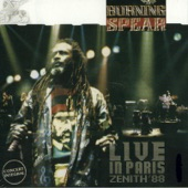 Burning Spear - New Experience