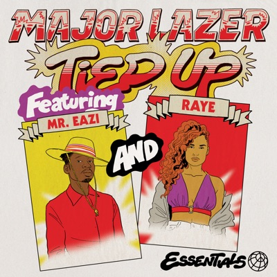 Tied Up (feat. Mr Eazi, RAYE & Jake Gosling) - Single - Major Lazer