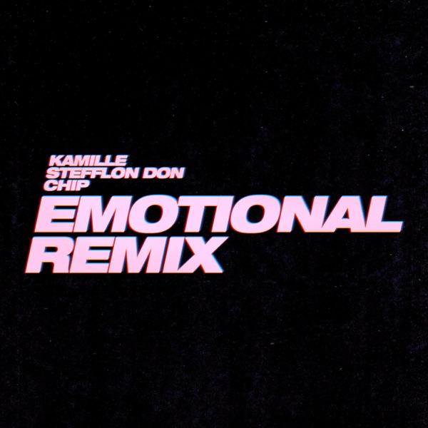 Emotional (Remix) [feat. Stefflon Don] - Single