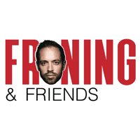 Podcast cover art for Froning and Friends