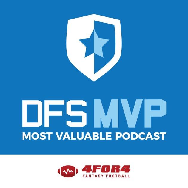Dfs Mvp Daily Fantasy Football Picks Strategy By 4for4 Fantasy
